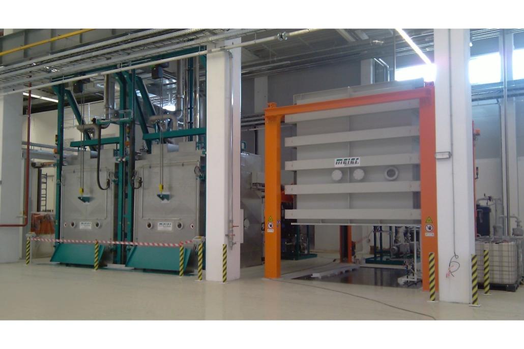Transformer drying - Meier Prozesstechnik